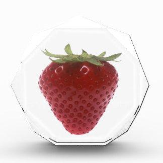 Rojo grande de la fresa