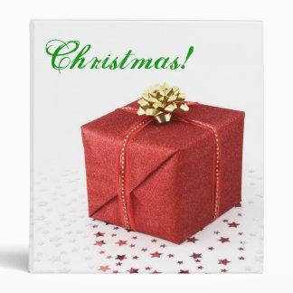 """Rojo I de los regalos de Navidad Carpeta 1"""""""