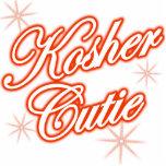 rojo kosher del cutie escultura fotográfica