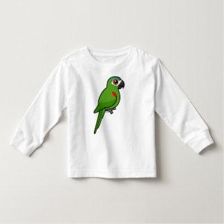 Rojo-llevó a hombros el Macaw Playera