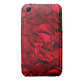 Rojo masivo Case-Mate iPhone 3 cobertura