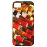 Rojo o blanco iPhone 5 Case-Mate carcasas
