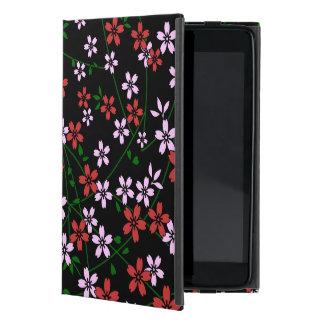 Rojo persa y caramelo Sakura rosado iPad Mini Protector