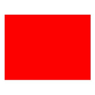 Rojo Postales