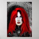 Rojo Posters