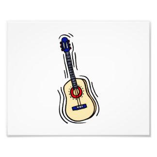 rojo simple acústico blue.png de la guitarra fotos