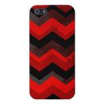 Rojo vacío (caja del teléfono del iPhone 5) iPhone 5 Coberturas