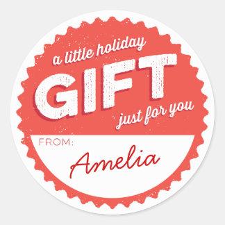 Explora nuestra colección de pegatinas para regalos y personalízalas con tus colores, diseños o estilos favoritos.