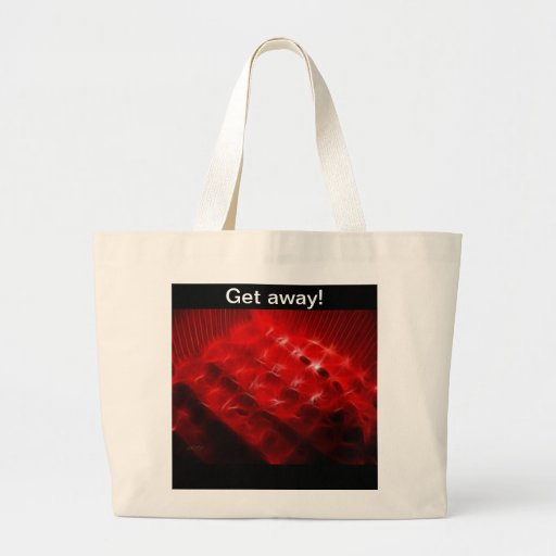 Rojo y negro bolsas