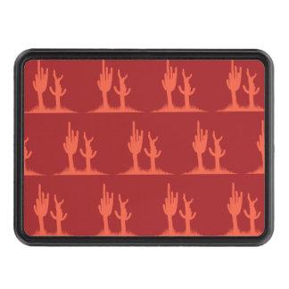 Rojos del cactus tapa de tráiler