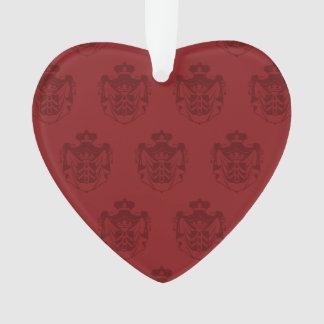 Rojos del escudo de la familia