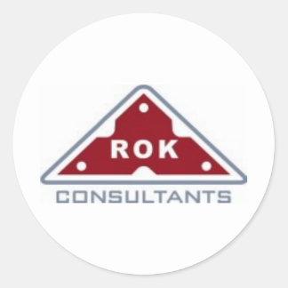 ROK Consultants Stickers