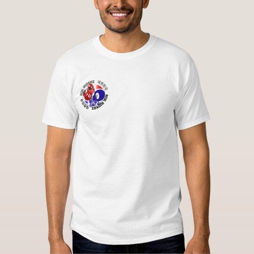 ROK Riders White T T Shirt