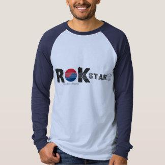 ROK Star Republic of Korea Guitar T-Shirt