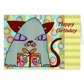 Roke 'Happy Birthday' Card
