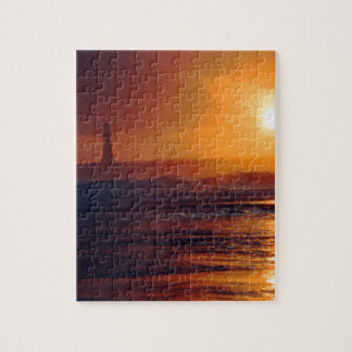 Roker Lighthouse Puzzle