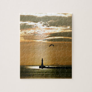 Roker Pier & Lighthouse, Sunderland Puzzle