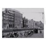 Rokin Amsterdam Felicitación