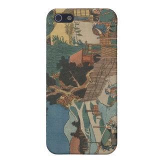 Rokudanme - Utagawa Sadahide Cover For iPhone SE/5/5s