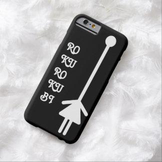 rokurokubi (white) barely there iPhone 6 case