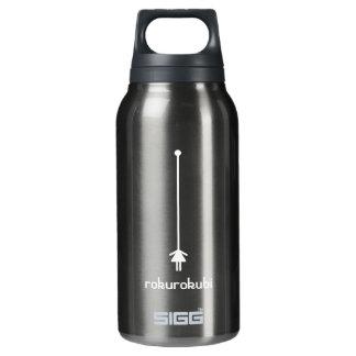 rokurokubi(white) SIGG thermo 0.3L insulated bottle