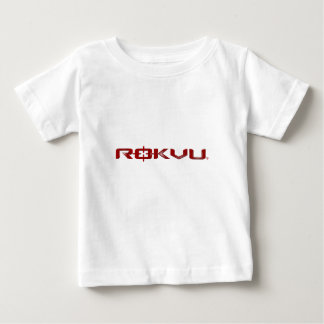 ROKVU - Infant T-Shirt, White Baby T-Shirt