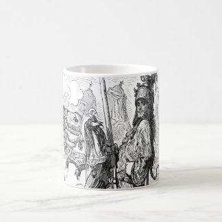 Roland Count of Mans and Knight of Blaives Coffee Mug