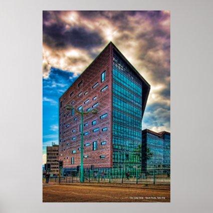 Roland Levinsky Building poster