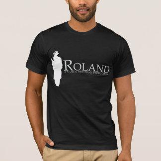 ROLAND: Roland Silhouette (black) T-Shirt