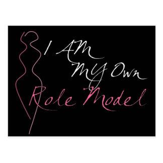 Role Model Black Postcards