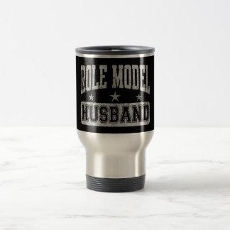 Role Model Husband Travel Mug