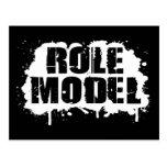 Role Model Postcard