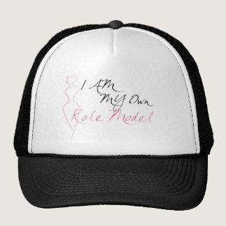 Role Model White Trucker Hat