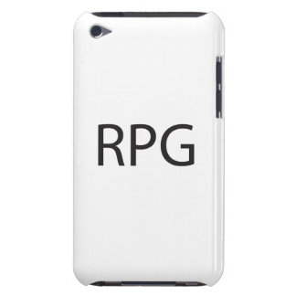 Role Playing Games.ai iPod Touch Covers