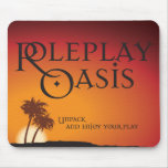 Roleplay Oasis Mouse Pad
