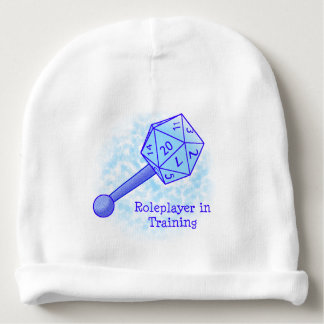Roleplayer in Training Blue Beanie
