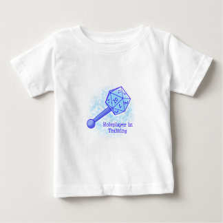 Roleplayer in Training Blue Shirt