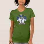 Rolfsen Family Crest Tee Shirts