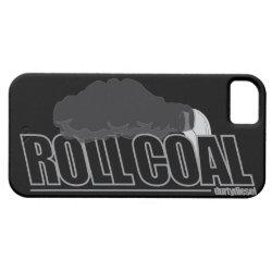 ROLL COAL Phone Case