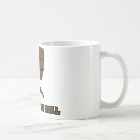 roll coffee mug