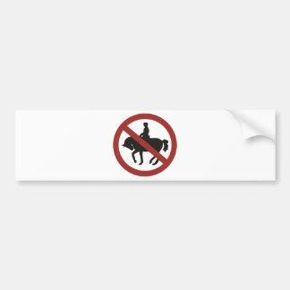Roll cure - no thanks! bumper sticker
