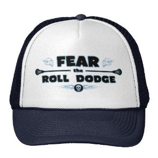 Roll Dodge - blue Trucker Hat