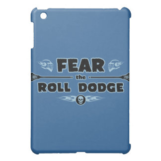 Roll Dodge - blue iPad Mini Cases