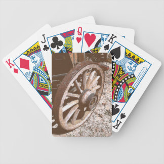 Roll 'Em Out Bicycle Playing Cards