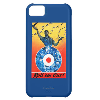 Roll 'em Out Royal Canadian Air Force Cover For iPhone 5C
