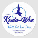 Keela-Wee Charters Stickers