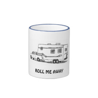 Roll Me Away cofee mug