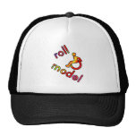 Roll Model - Disability Tees - in bright colours Hat