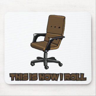 roll mouse pad