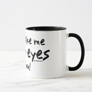 Roll My Eyes Mug